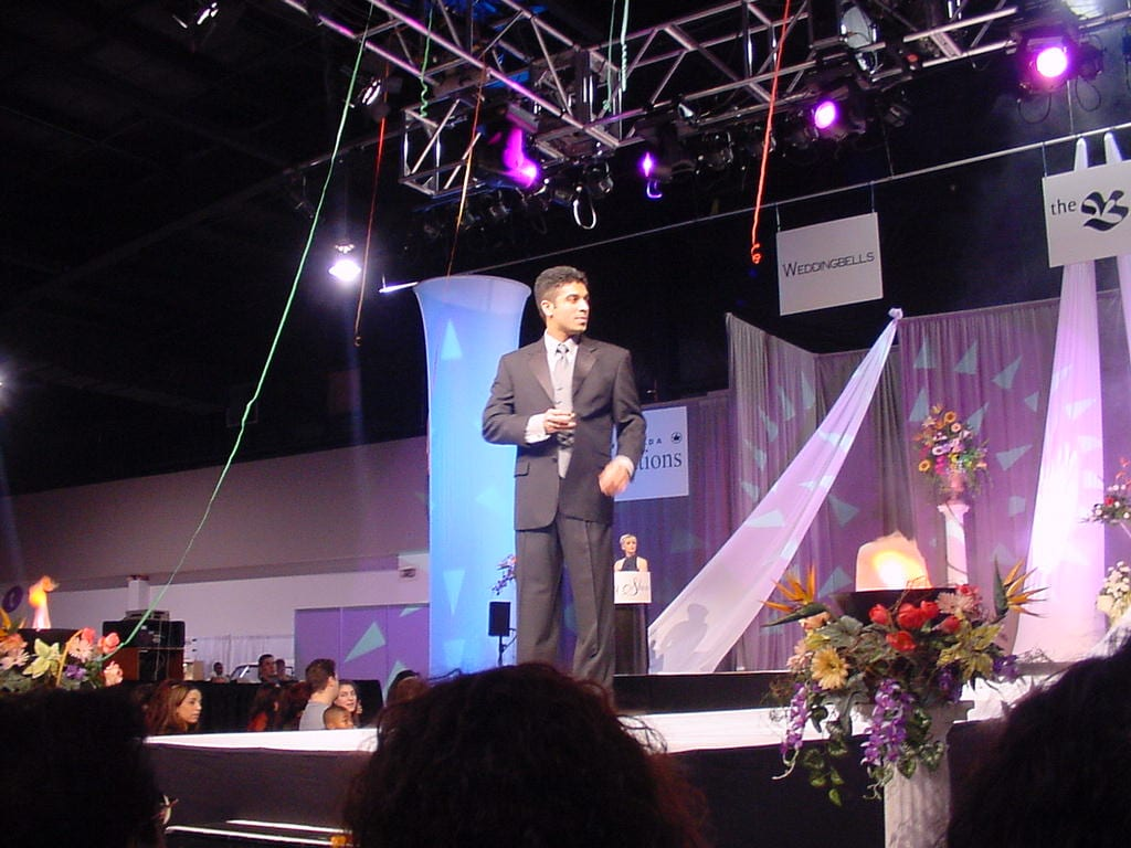 G Pinto - Total Wedding Show