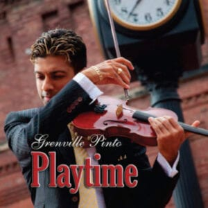 G Pinto - Playtime Album Cover