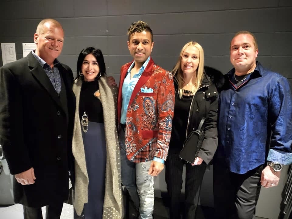 Mike Holmes & Friends