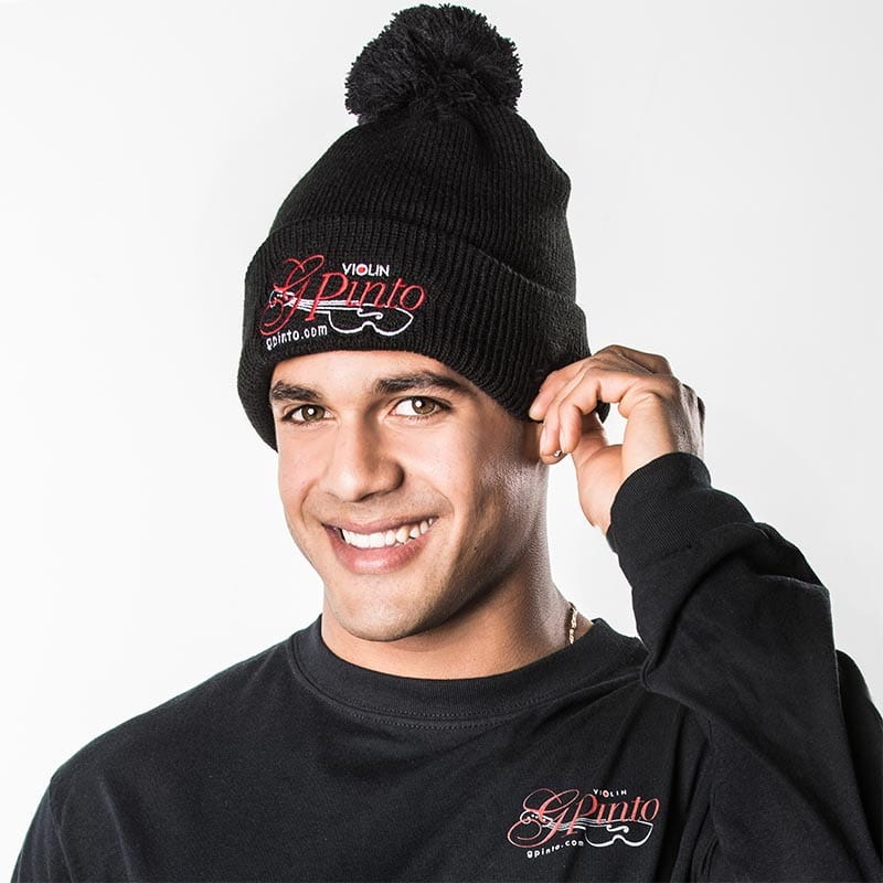 G Pinto Toque - Black