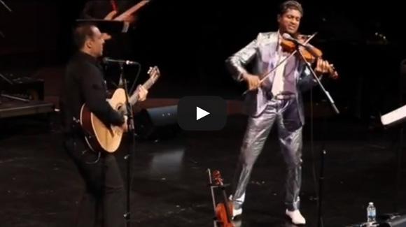 Grenville Pinto - Sweet Arabian Fantasy (Live)